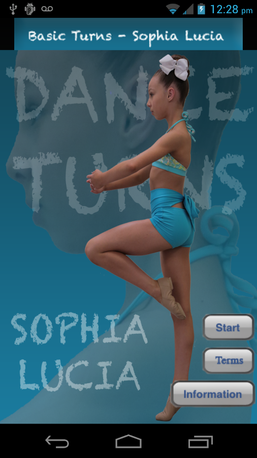 Basic Dance Turns Sophia Lucia- screenshot
