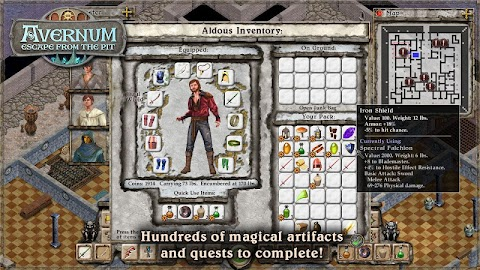 Avernum: Escape From the Pit Screenshot 9
