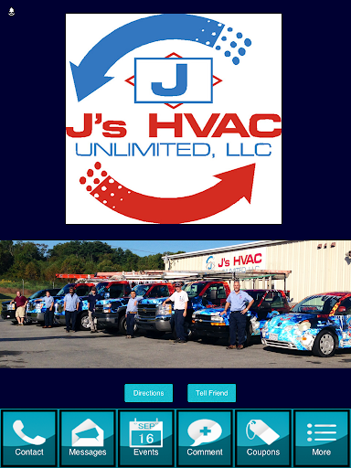 J's HVAC Unlimited