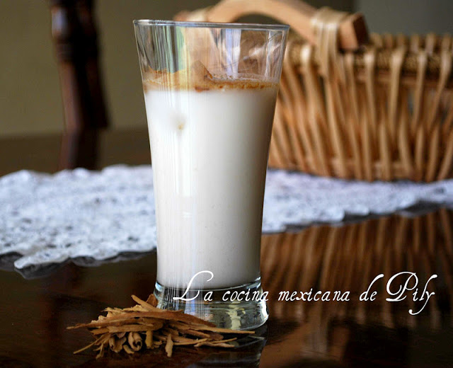 Oat Horchata Agua Fresca Recipe