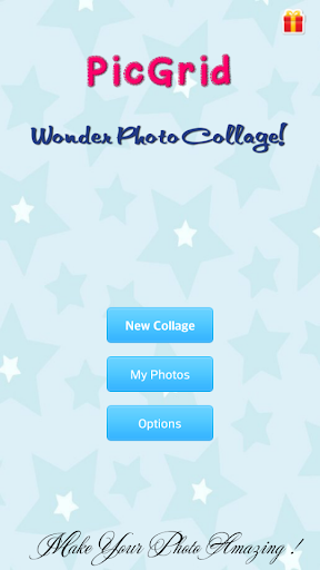 PicGrid - Wonder Photo Collage
