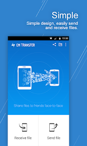 CM Transfer - Share files v1.4.0.155
