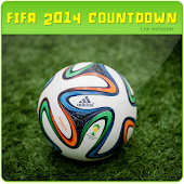 FIFA Worldcup 2014 Countdown