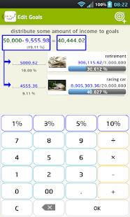 CashFlow(Lite) expense manager - náhled
