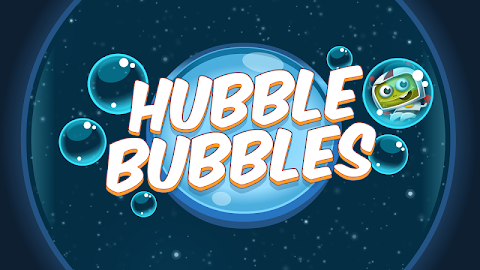 Hubble Bubbles Screenshot 1