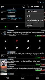 ReddiTron Screenshot 1