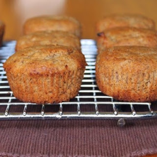 Gluten-Free Low-Fat Vegan Oatmeal Muffins