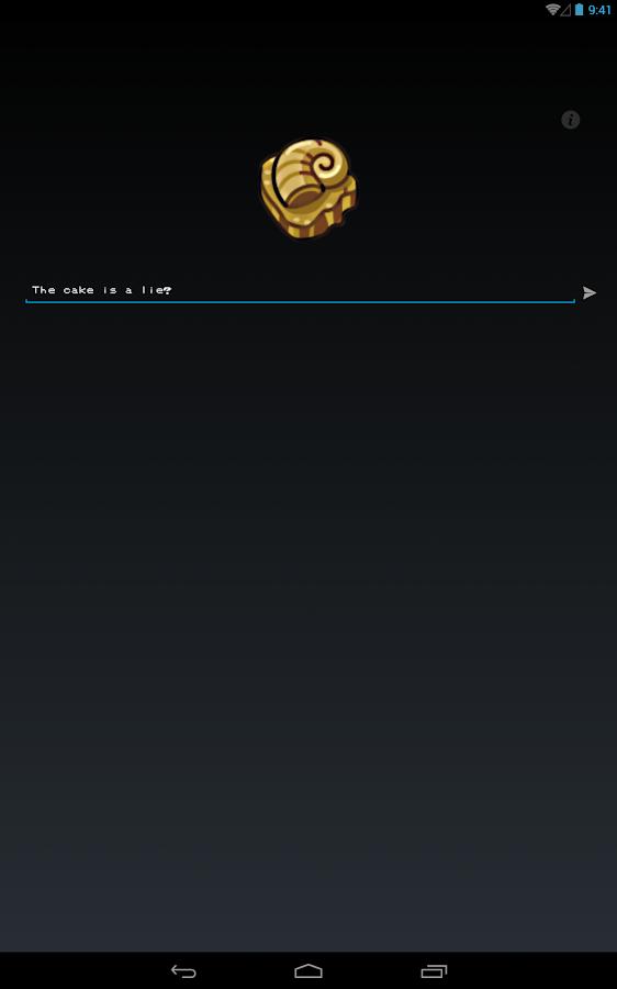 Ask the Helix - screenshot
