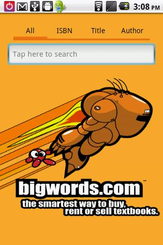 BIGWORDS.com- screenshot