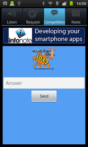 Moorlands Radio 103.7FM