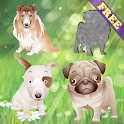 Puppy Dog Puzzles for Toddlers icon