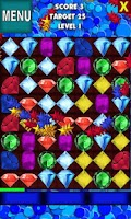 Screenshot of Manic Jewels