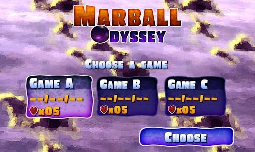 Marball Odyssey Free- screenshot thumbnail