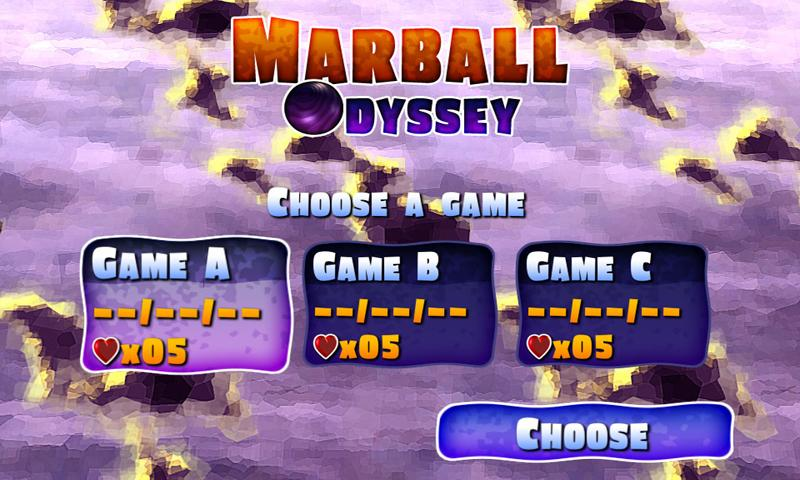Marball Odyssey Free- screenshot