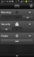 Screenshot of DEFA