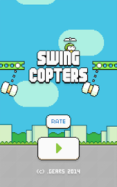 Swing Copters Screenshot 5