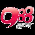 98.8 FM icon