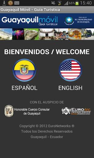 Guayaquil Móvil guía turística