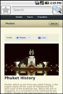 Phuket Travel Guide- screenshot thumbnail