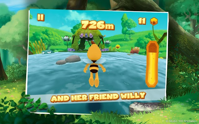 Maya The Bee: Flying Challenge v1.0