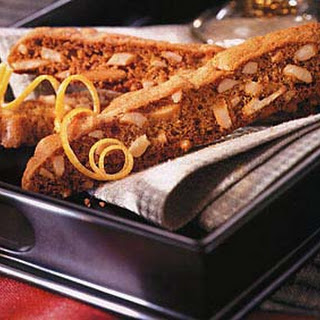 Honey, Anise and Almond Biscotti