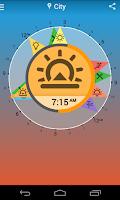 Screenshot of Solar Clock: Circadian Rhythm