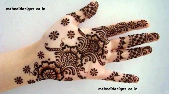 Mehndi Designs - Free Mehandi - náhled