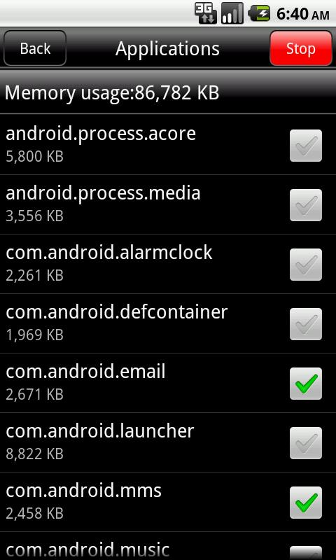 NeoFiler- screenshot