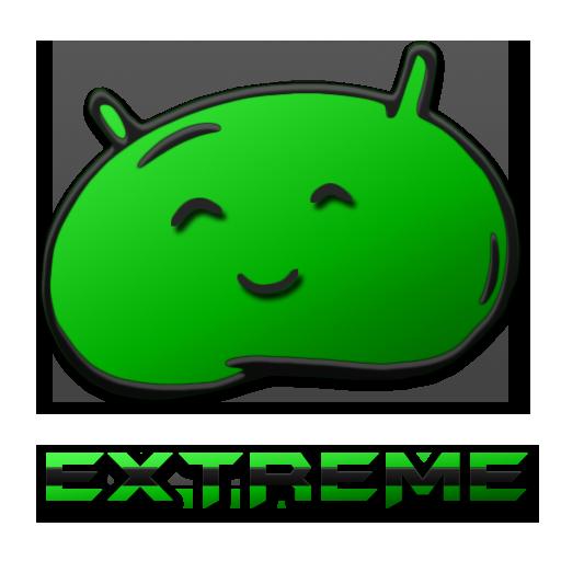 JB Extreme Green CM11 CM12 LOGO-APP點子
