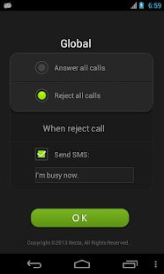 Air Call-Accept free (Necta)- screenshot thumbnail
