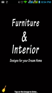 Furniture and Interior designs