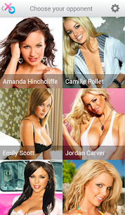 XXO Bikini Models Tic Tac Toe - screenshot thumbnail