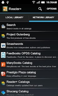Book Reader Free (Reader+) - screenshot thumbnail