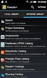 Book Reader Free (Reader+)- screenshot thumbnail