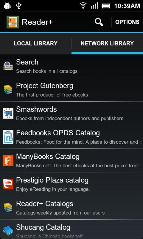 Book Reader Free (Reader+) - screenshot