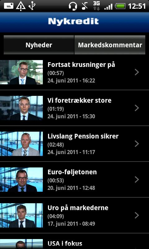 Finance- screenshot