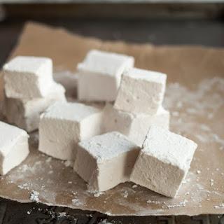 Fluffy Vanilla Marshmallows.