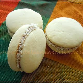 Cornstarch Alfajor Pastries.