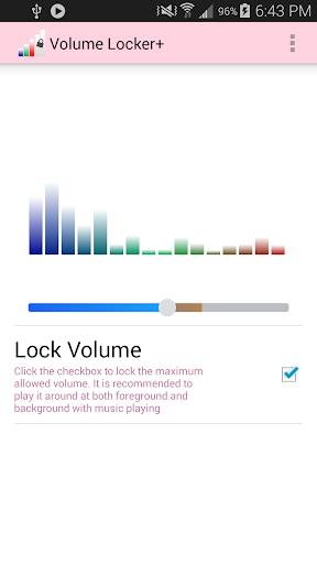 Volume Locker +