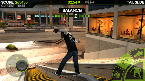 2 Skateboard Party 2 Lite App screenshot