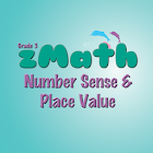 zMath Grade 3 Number Sense icon