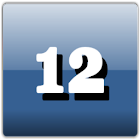 12 & 12 icon