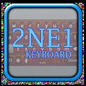2NE1 Keyboard icon