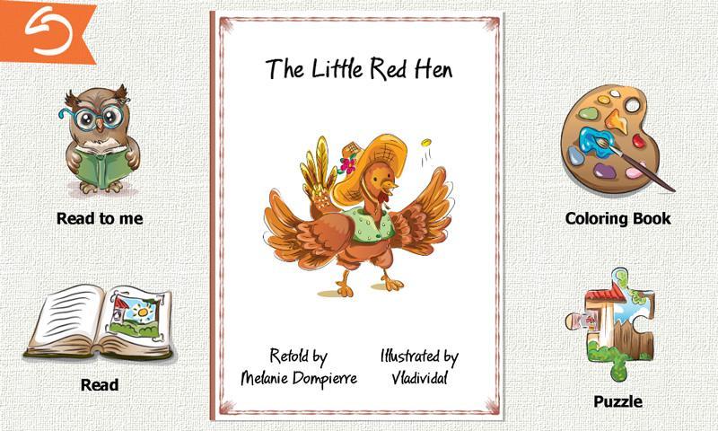 Read & Play: Stories for Kids- screenshot