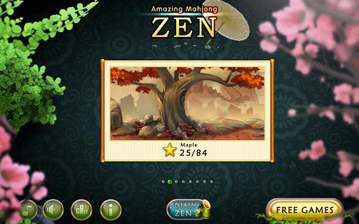 禅意麻將 中文版 Amazing Mahjong:Zen