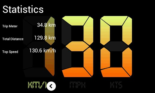 HUD Speedometer - screenshot thumbnail