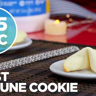 Quest Nutrition Fortune Cookie #15SecondRecipe