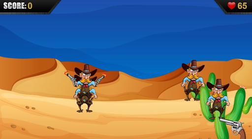 Saving Wild West