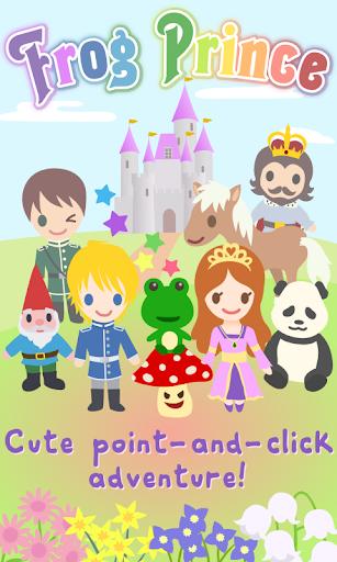 免费逃脱游戏 - 青蛙王子