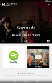 Musixmatch -  Lyrics & Music Screenshot 29